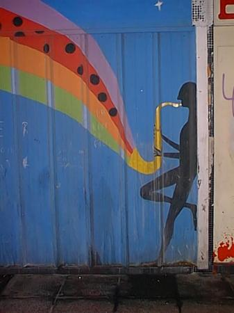Michel Cand Fresque
