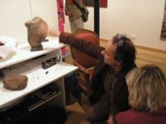 michel cand,sculpture,jardin d'art,gros caillou quartier d'arts,itinéraire-art contemporain
